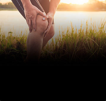 Боль по передней поверхности колена. Артроз, хондромаляция надколенника