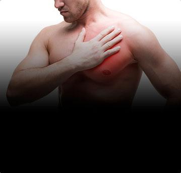 Отрыв сухожилия большой грудной мышцы