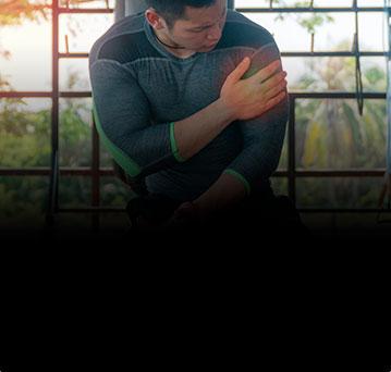 Повреждения плеча у атлетов