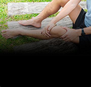Разрыв сухожилия четырехглавой мышцы