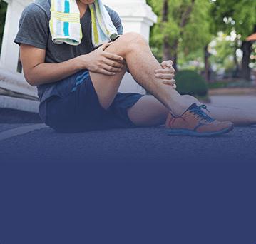 Повреждение коллатеральных связок коленного сустава