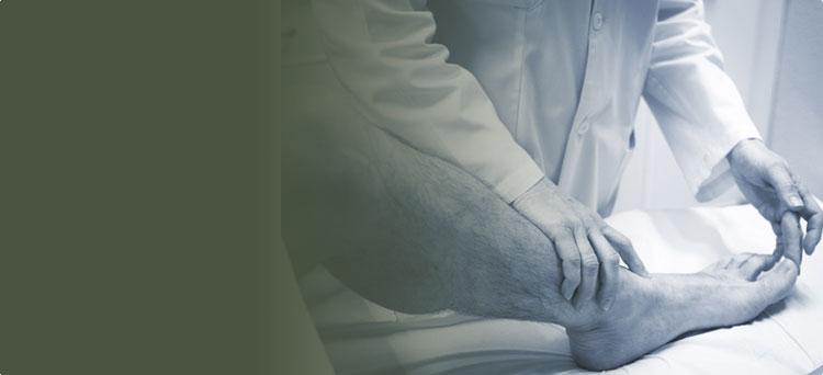 Стопа и голеностопный сустав
