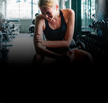 Травмы и заболевания плечевого сустава у людей, занимающихся спортом